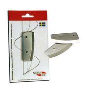 Сменные ножи MORA ICE для ручного ледобура Easy, Spiralen 125 мм. (с болтами для крепления)  (20581)
