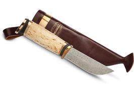 Нож Marttiini DAMASCUS, деревянная подарочная упаковка (557010W)