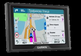 Навигатор Garmin Drive 40 RUS LMT, GPS (010-01956-45)