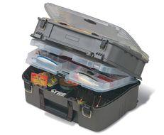 Органайзер Plano 1444-02 четырехуровневый для инструмента и приманок  470х279х216 мм (1444-02)