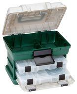 Ящик Plano 1362-00 для приманок с 2-мя коробками 340х254х247 мм (1362-00)