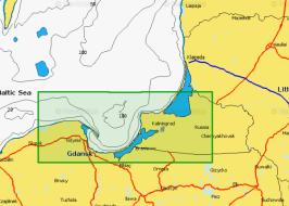 Карта Navionics 5G337S Калиниградская область (5G337S)