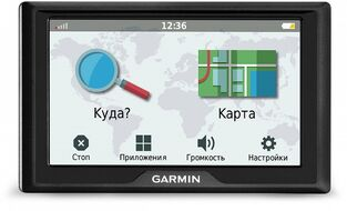 Навигатор Garmin Drive 51 RUS LMT (010-01678-46)