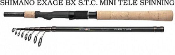 Удилище Shimano EXAGE BX STC MINI TELE SPINN 210 ML ( Тест гр.7-21 ) (TEXBXMTS21ML)