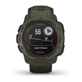 Защищенные GPS-часы Garmin Instinct Tactical, Solar, цвет Moss (010-02293-04) #6
