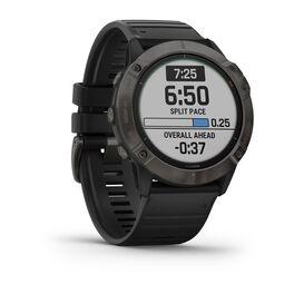 Мультиспортивные часы Garmin Fenix 6X PRO Solar с GPS, титановый с черным ремешком (010-02157-21) #2