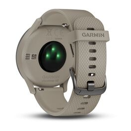 Часы с трекером активности Garmin VivoMove HR Sport, черн, песочн. сил.рем. 127-204мм (010-01850-03) #2