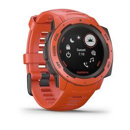 Защищенные GPS-часы Garmin Instinct, цвет Flame Red (010-02064-02) #2