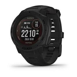 Защищенные gps-часы garmin instinct tactical, solar, цвет black. Артикул: 010-02293-03