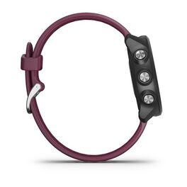 Спортивные часы Garmin Forerunner 245 GPS, Black/Merlot (010-02120-11) #2