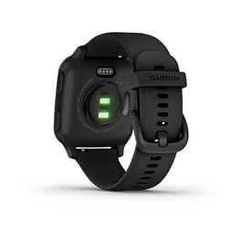 Смарт-часы Garmin Venu Sq NFC Music черные с серым (010-02426-10) #5