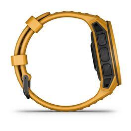 Защищенные GPS-часы Garmin Instinct Solar, цвет Sunburst (010-02293-09) #3