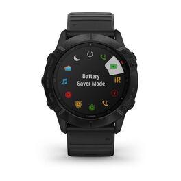 Мультиспортивные часы Garmin Fenix 6X PRO с GPS, черные с черным ремешком (010-02157-01) #6