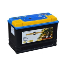 Аккумулятор MinnKota MK-SCS110, глубокой разрядки, 110 а/ч. Артикул: MK-SCS110
