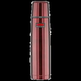Термос из нержавеющей стали thermos fbb-500bc midnight red, 0.5l. Артикул: 852984