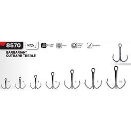 Крючки VMC 8570 BN (10шт) № 6 (8570BN-06-D) #1