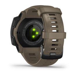 Защищенные GPS-часы Garmin Instinct Tactical, цвет Coyote Tan (010-02064-71) #8