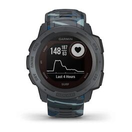 Защищенные GPS-часы Garmin Instinct Surf, Solar, цвет Pipeline (010-02293-07) #4