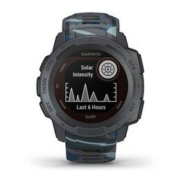 Защищенные GPS-часы Garmin Instinct Surf, Solar, цвет Pipeline (010-02293-07) #9