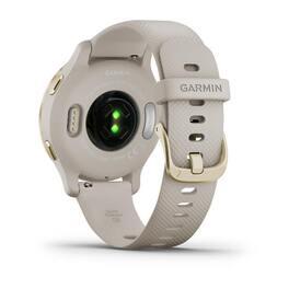 Смарт-часы Garmin Venu 2S, Wi-Fi, GPS, песочные, золото, с силиконовым ремешком (010-02429-11) #5