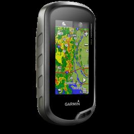 Навигатор Garmin Oregon 700t с картами России ТОПО 6 (010-01672-10) #3