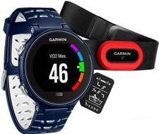 Спортивные часы Garmin Forerunner 630 Midnight Blue Bundle (010-03717-31)