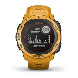 Защищенные GPS-часы Garmin Instinct Solar, цвет Sunburst (010-02293-09) #9