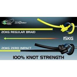 Леска плетеная Power Pro ZERO 135 m зеленая 0,43/48кг #1
