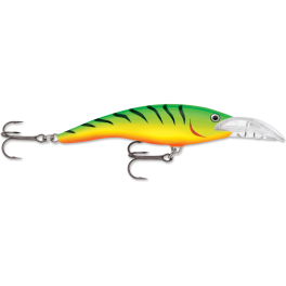 Воблер rapala scatter tail dancer плавающий 3,3-5,7м, 9см, 13гр ft. Артикул: SCRTD09-FT