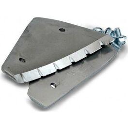 Сменные зубчатые ножи mora ice для шнека мотоледобура 150 мм. (с болтами для крепления ножей). Артикул: 20590