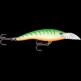 Воблер rapala scatter tail dancer плавающий 3,3-5,7м, 9см, 13гр gtu. Артикул: SCRTD09-GTU