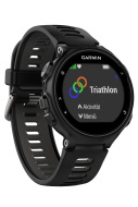 Спортивные часы Garmin Forerunner 735XT Black&Gray HRM-Run (010-01614-15)