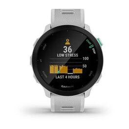 Спортивные часы Garmin Forerunner 55 GPS, Whitestone (010-02562-11) #4