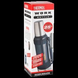 Термос из нержавеющей стали Thermos 2520 Stainless Steel Vacuum Flask, 1.20L (923691) #2