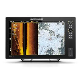 Эхолот humminbird solix 15 chirp msi+ gps g2. Артикул: 411050-1