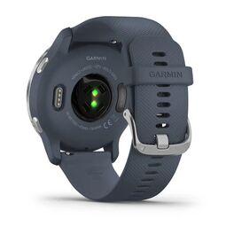Смарт-часы Garmin Venu 2, Wi-Fi, GPS, синий гранит с силиконовым ремешком (010-02430-10) #5