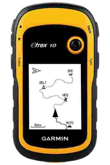 Навигатор eTrex 10 GPS, Глонасс Russia Garmin. Артикул: 010-00970-01