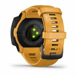 Защищенные GPS-часы Garmin Instinct, цвет Sunburst (010-02064-03) #5