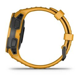 Защищенные GPS-часы Garmin Instinct Solar, цвет Sunburst (010-02293-09) #8