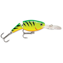 Воблер rapala jointed shad rap суспендер 1,8-3,9м, 5см 8гр ft. Артикул: JSR05-FT