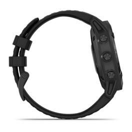 Мультиспортивные часы Garmin Fenix 6 PRO с GPS, черные с черным ремешком (010-02158-02) #4