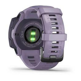 Защищенные GPS-часы Garmin Instinct Solar, цвет Orchid (010-02293-02) #7