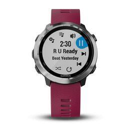 Спортивные часы Garmin Forerunner 645 Music Cerise (010-01863-31) #1