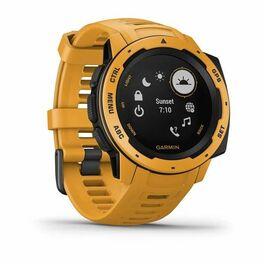 Защищенные GPS-часы Garmin Instinct, цвет Sunburst (010-02064-03) #1