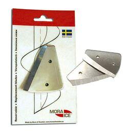 Сменные ножи mora ice для ручного ледобура micro, arctic, expert pro 110 мм. Артикул: 20585