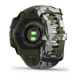 Защищенные GPS-часы Garmin Instinct Solar, цвет Lichen Camo (010-02293-06) #8