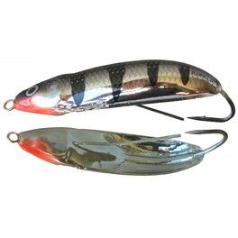 Блесна Rapala Minnow Spoon незацепляйка  6см,  10гр. (RMS06-SH) #1