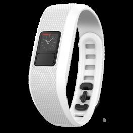 Фитнес-браслет garmin vivofit 3 белый стандартного размера. Артикул: 010-01608-07