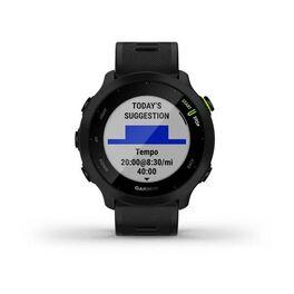 Спортивные часы Garmin Forerunner 55 GPS, Black (010-02562-10) #7