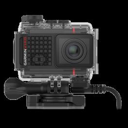 Экшн-камера garmin ultra 30 4k с gps с кейсом и кабелем электроподключения. Артикул: 010-01529-34